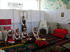 Ethnic integration celebration at Vidin, Bulgaria.