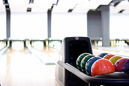 Political and non-governmental youth organisations bowling tournament.