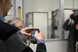 "Open day at the Behr-Hella Thermocontrol (BHTC), in the industrial area ""Bozhurishte""."